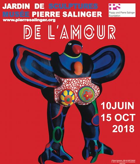 Eva expose tout l\'été au Musée Pierre Salinger