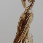 jeune-fille-brou-de-noix-sur-carton-120x-80-cm-2016-2