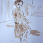 jeune-fille-assise
